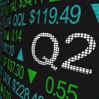 2nd Quarter Short Interest by Sector Recap